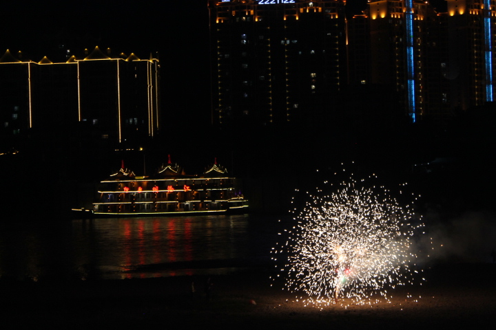 New Years at Xishuangbanna