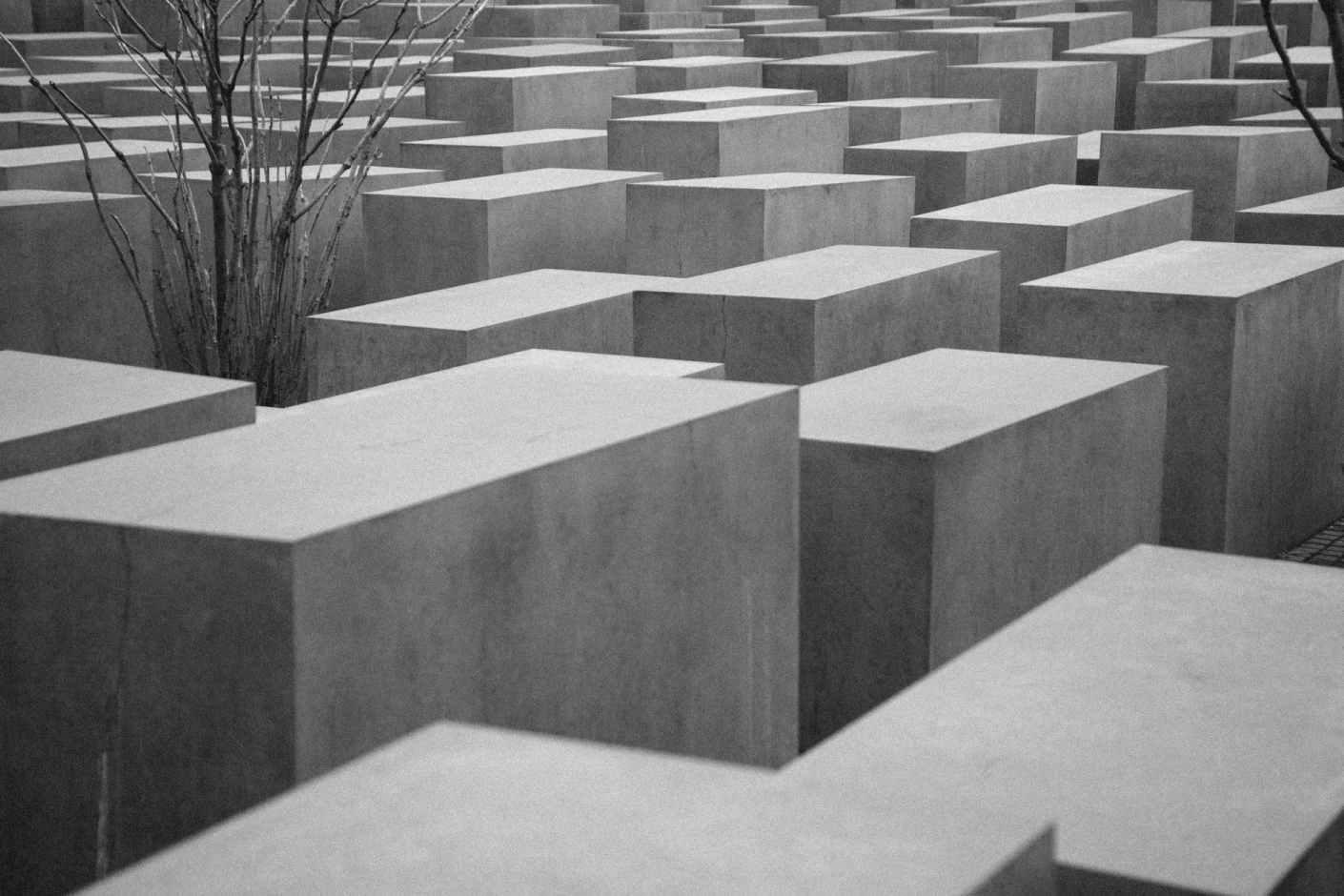 black and white art berlin germany