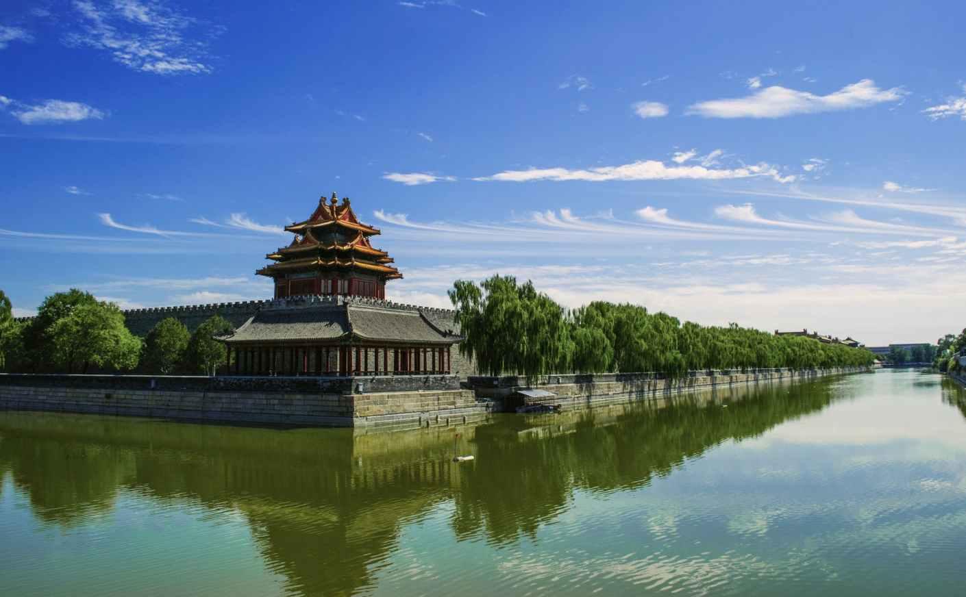 architecture asian building castle